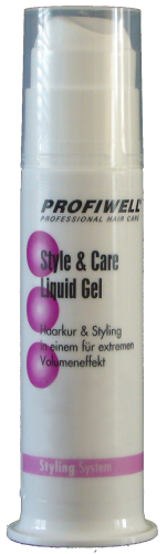 Style & Care Liquid Gel