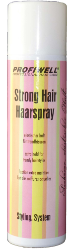 Strong Hair Haarspray