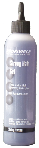 Strong Hair Gel Lila