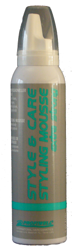 Style & Care Styling Mousse Extra Strong