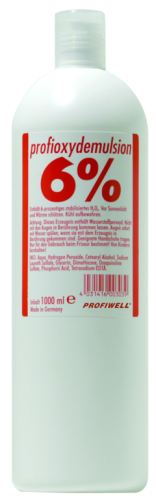 Peroxyd Emulsion 6 %