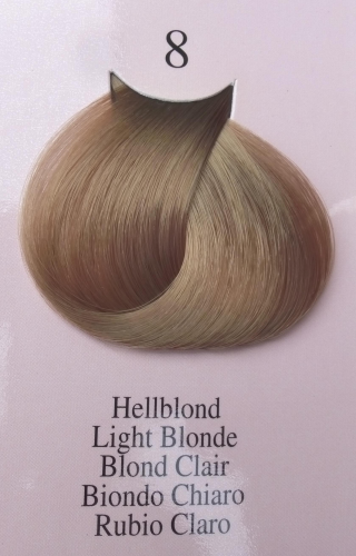Variation Color 1 + 1,5 Hellblond 8